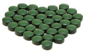 alga espirulina para perder peso